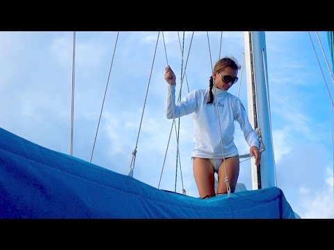 SSL 145 (EXTENDED!) ~ a PERFECT day of SAILING in the CARIBBEAN!