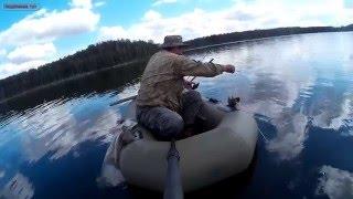 ловля леща летом на чёртика(, 2015-08-01T08:26:19.000Z)