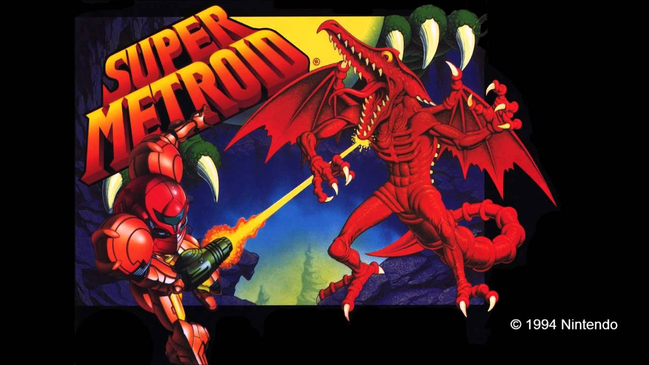 Super Metroid Hd Wallpaper Super Metroid Music Norfair Ridley 180 S Hideout Extended