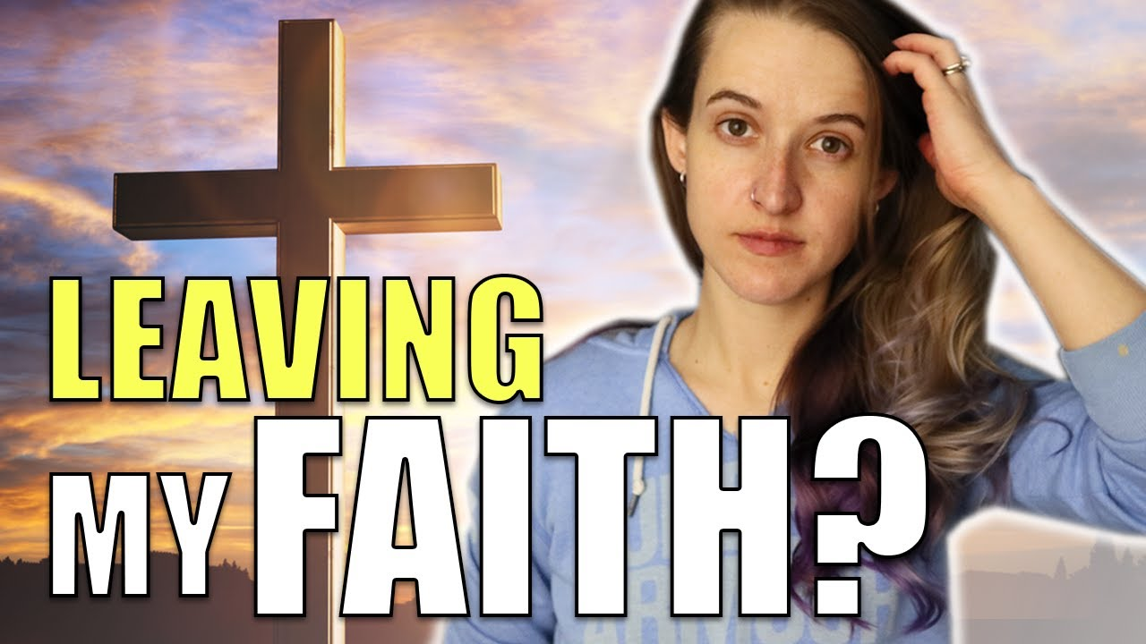 COMING CLEAN: Walking Away From My Faith?