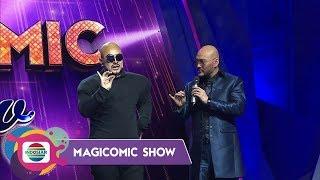 HEBOH!! Ada 2 Deddy Corbuzier di Panggung Magicomic Show