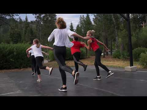 """Hip Hop Dance Routine: """"Whistle While You Work"""" By ADRIANA CASELOTTI"""