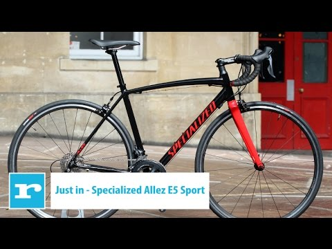 Just in - Specialized Allez E5 Sport