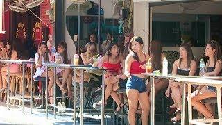 Pattaya Soi 6 in the Daytime Vlog 156
