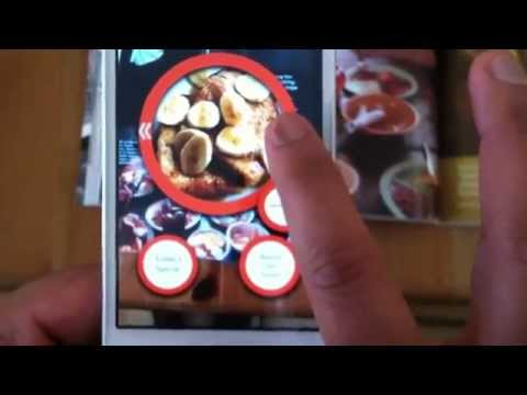 Augmented Reality for Restaurants