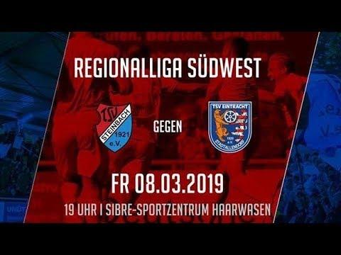 TSV Steinbach Haiger - TSV Eintracht Stadtallendorf 1:0 (Regionalliga Südwest 2018-19)