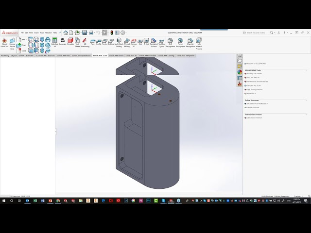 What's New in SolidCAM 2019: 2.5D Milling & General Enhancements