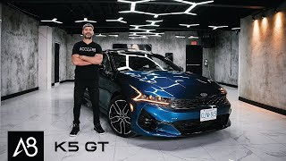 2021 Kia K5 GT | Maybe This On…