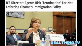 ICE Director Agents Risk Termination' For Not Enforcing Obama's Immigration Policy