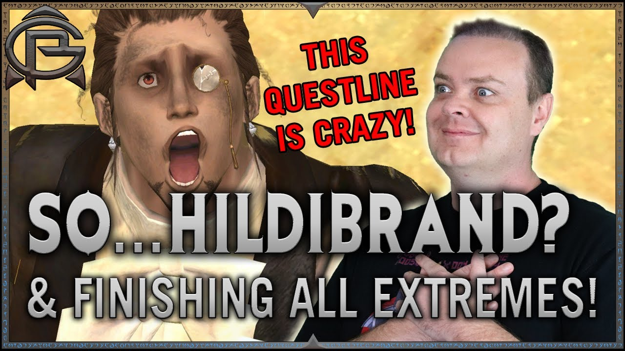 Download FFXIV - So... We Did Hildibrand & Completed The EXTREMES!