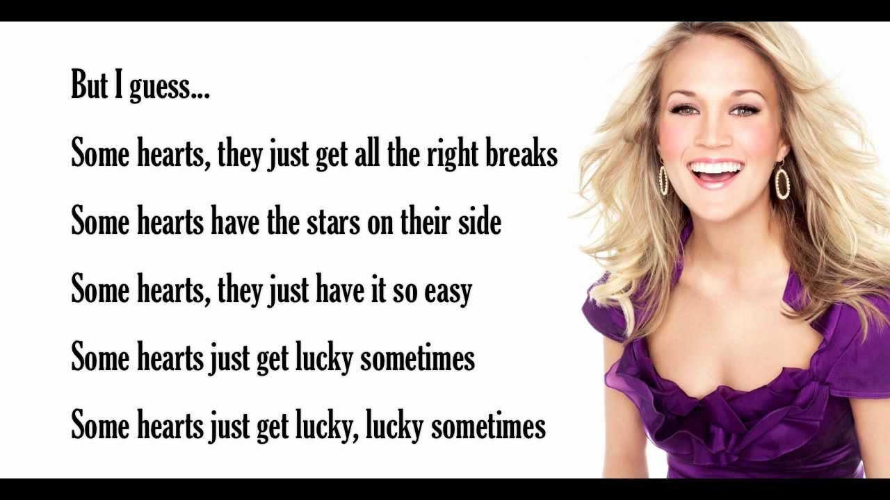 SOME HEARTS - Carrie Underwood (cifra para violao e guitarra ...