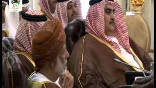 جودة يشارك بالاجتماع الوزاري المشترك الخامس بين وزراء خارجية دول مجلس التعاون لدول الخليج