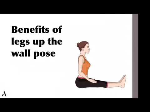 benefits of legs up the wall pose  dr aladdin sleimy