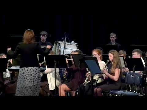 Winfree Bryant Middle School- 2019 Lebanon High (TN) Combined Schools Concert