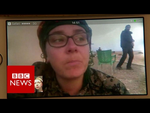 UK woman 'willing to die' in IS fight - BBC News