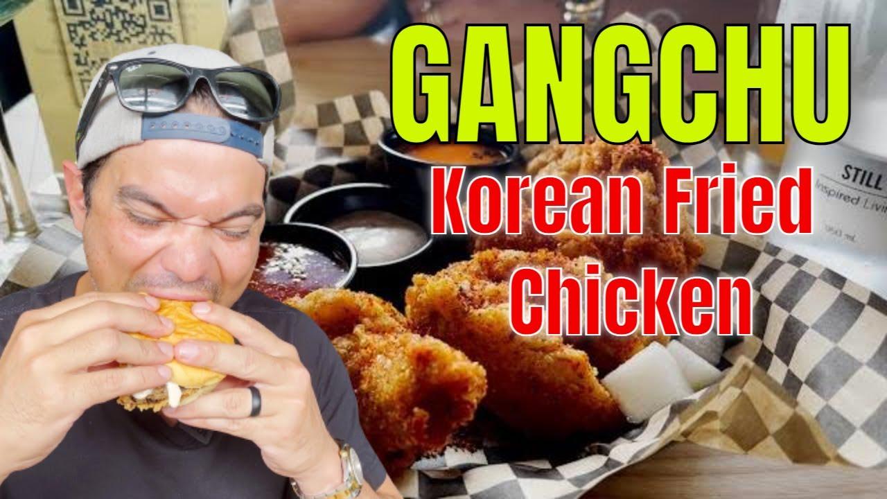 Gangchu Korean Fried Chicken in Seminole Heights, FL