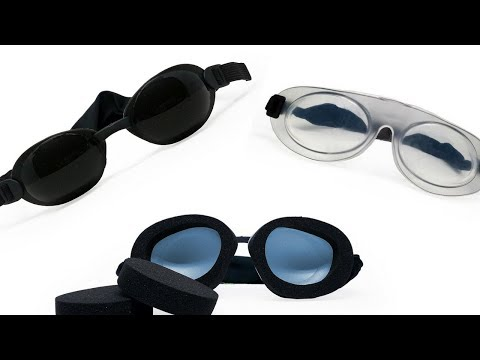 Night Dry Eye Protection: Tranquileyes, Onyix/Quartz, & Eyeseals 4.0