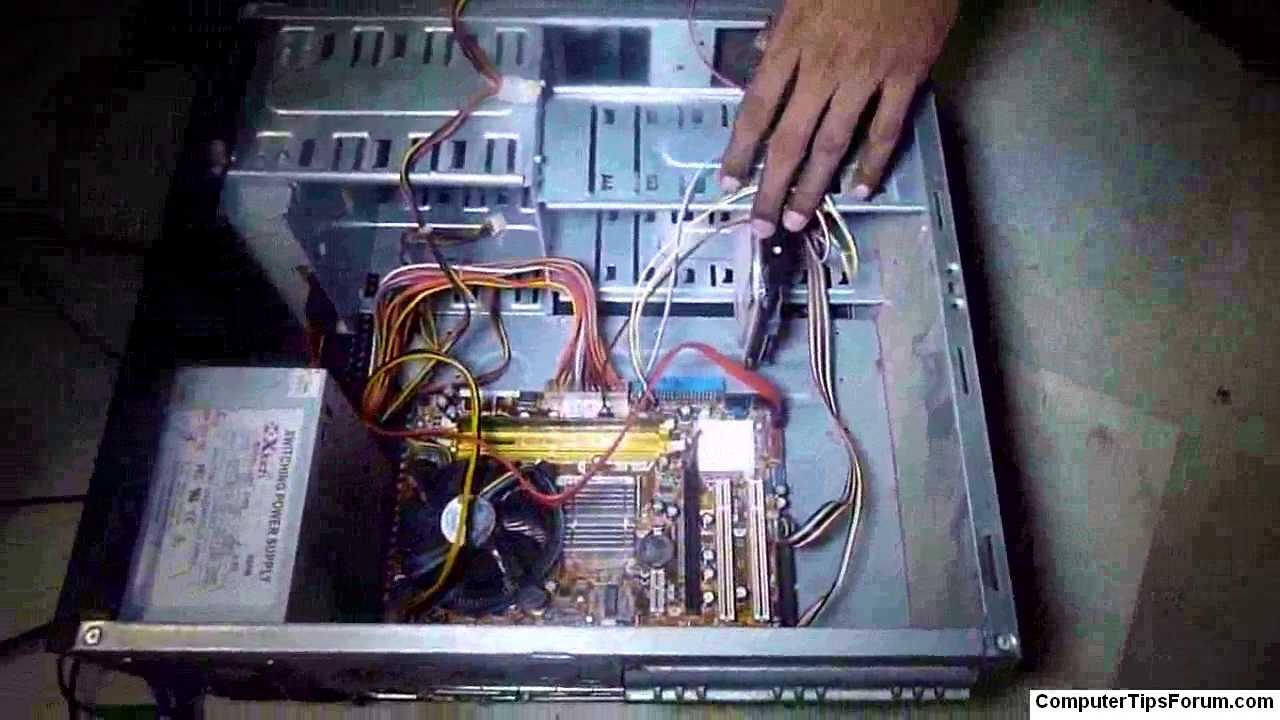 Wiring Diagram For Internal Hard Drive - Wiring Diagram Query on
