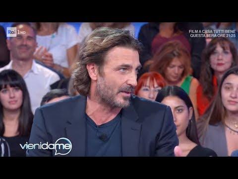 """Daniele Liotti: """"Da ragazzo ho lavorato in un circo"""" - Vieni da me 18/09/2019"""