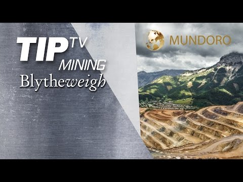 Tip TV Mining: Expect First Resource In Q1 2018 - Mundoro Capital