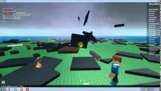 Roblox Natural Disaster Survival (NDS)
