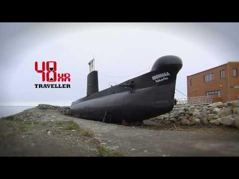 48 Hour Traveller: ONONDAGA Submarine in Rimouski, Quebec