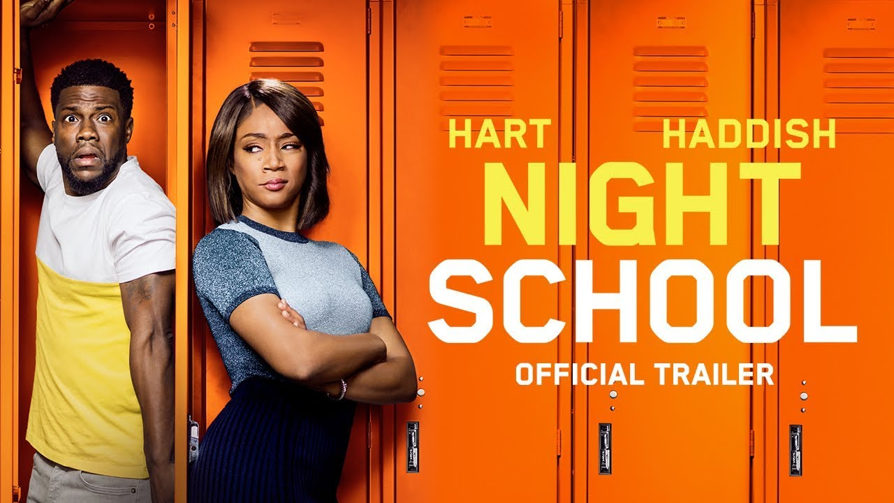 Image result for night school 2018 poster