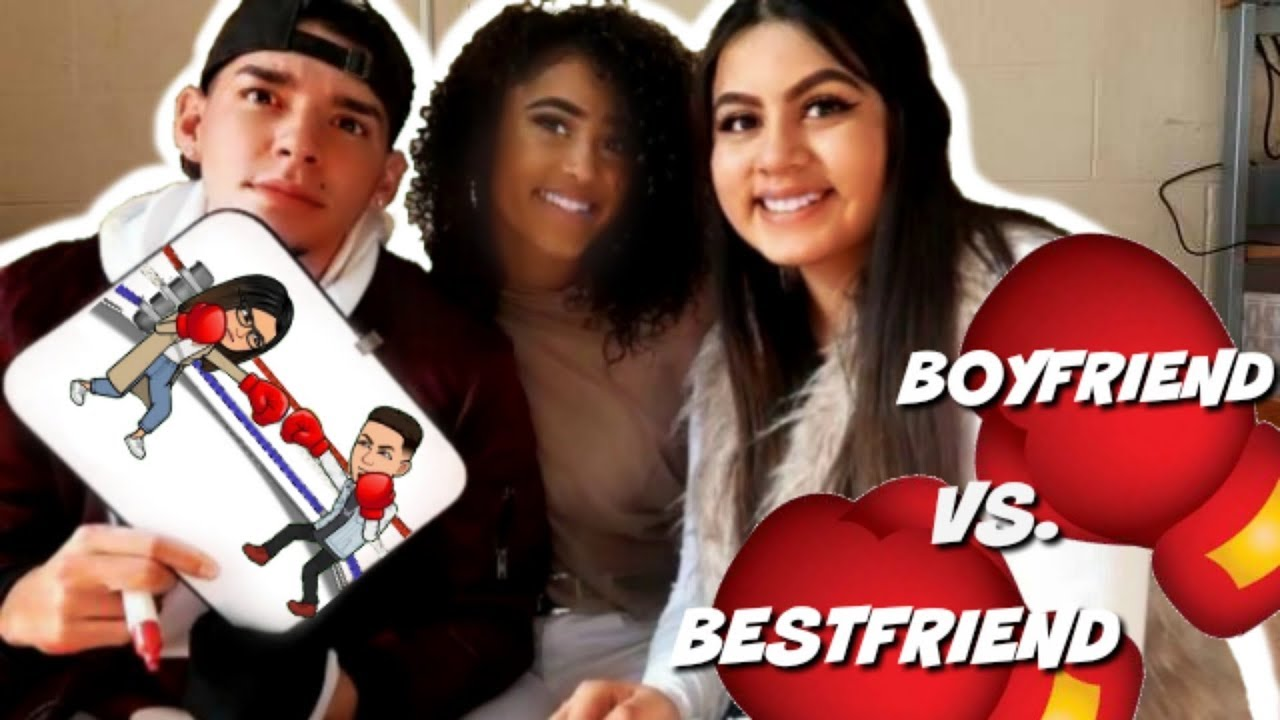BOYFRIEND VS BESTFRIEND !! *WHO KNOWS ME BETTER?!* | Kali y Gami