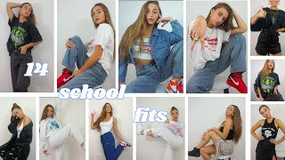 Back To School Outfit Ideas | Comfy & Cute