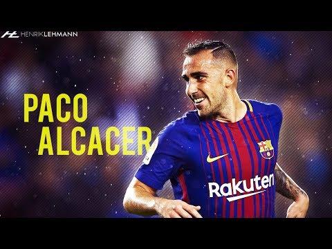 Paco Alcácer ● Useful ● 2018 HD