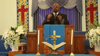 Pastor Shelby Tate Sermon - October 3, 2021