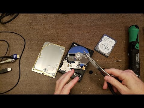 Wiping drives clean, destroying hard drives, deleting all files