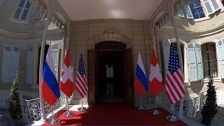 Считанные часы остаются до встречи Владимира Путина и Джо Байдена.
