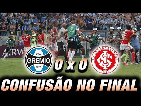 Grêmio x Internacional Ao Vivo