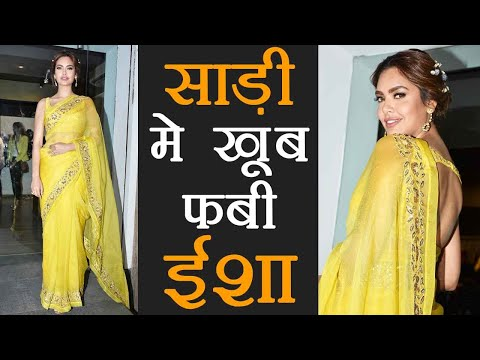 Esha Gupta launches Summer Bridal Collection of her sister; Watch Video | Boldsky Mp3