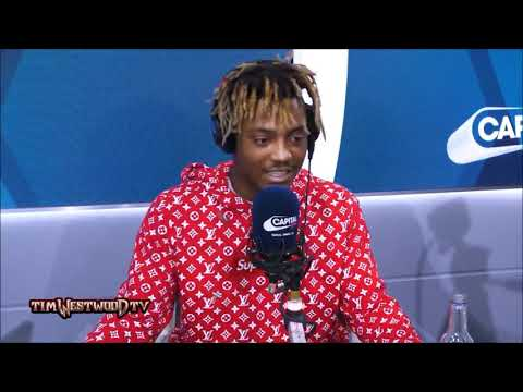 Juice WRLD Freestyles to 'My Name Is' by Eminem