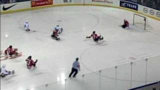 Jean Labonte - Sledge Hockey - Gatineau, Quebec