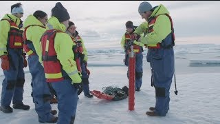 Microplastics found in Northwest Passage ice