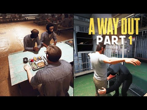 Download Youtube: A Way Out - Part 1 - THE BEGINNING! (Prison Break Escape Game)