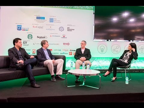StartSmart Greece 2016: Panel discussion