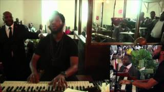 """Cory Henrys tribute to Melvin Crispell (BEST SOUND MIX) """"Wonderful Is Your Name"""" - 2 cameras"""