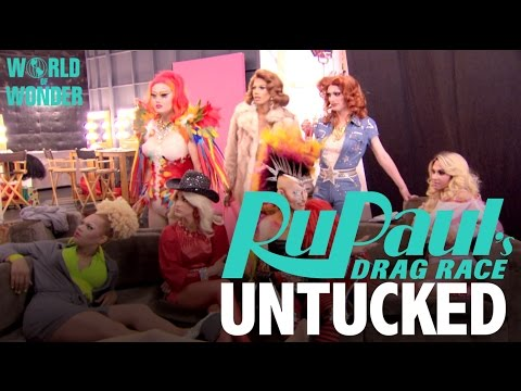 Untucked: RuPaul's Drag Race Season 8 - Episode 3