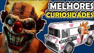 Melhores Curiosidades dos games Twisted Metal