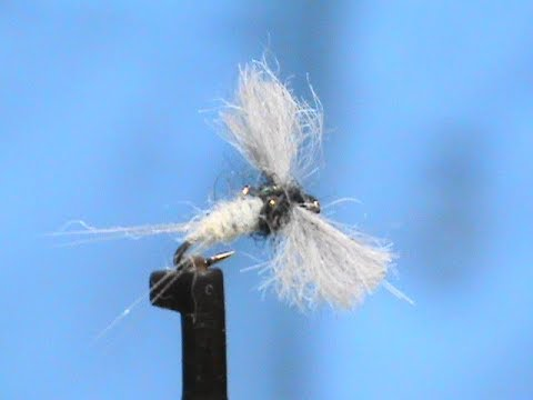 Fly Tying A Sunken Trico With Jim Misiura