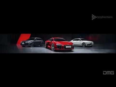 The Mothership - Audi Sport Launch Shanghai China