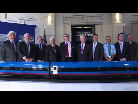 Amtrak awards Alstom $2 billion deal for high-speed trains