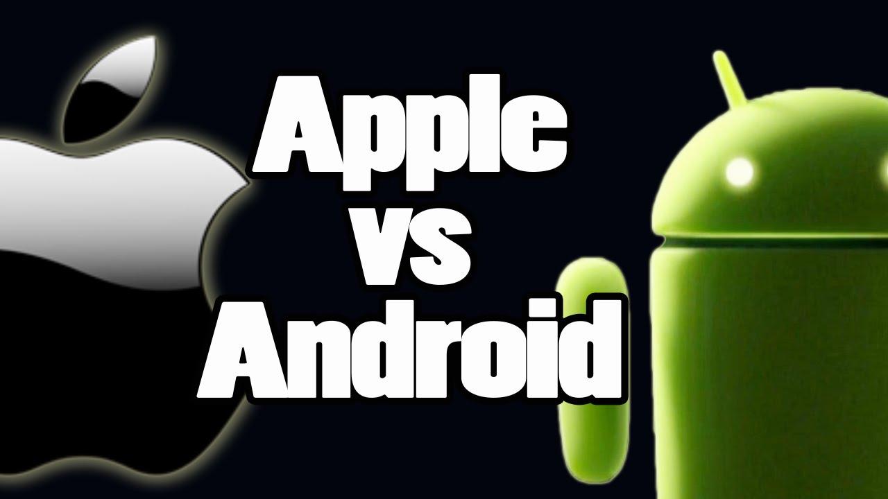 Apple Vs Android | XcyberD