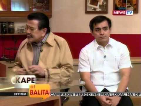 KB: Panayam kay Manila Mayor Alfredo Lim