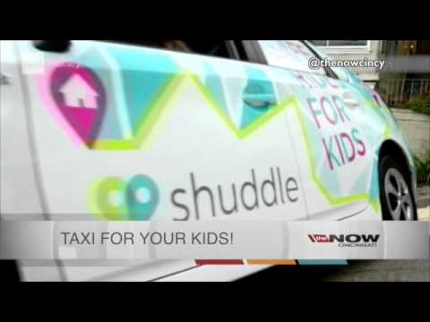 WATCH:  Taxi service for your kids!