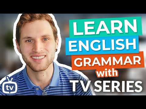 Learn English Prepositions with TV Series: In, On, At